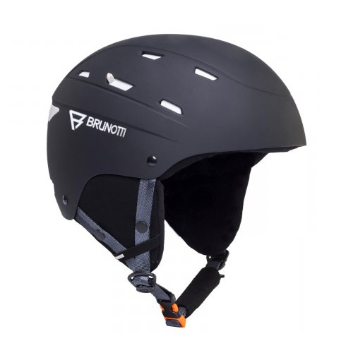 Brunotti Field 1 skihelm zwart