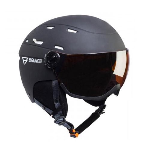 Brunotti Wakefield 1 skihelm zwart