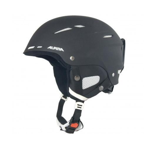 Alpina Biom skihelm zwart