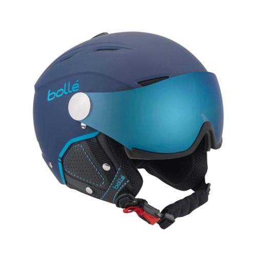 Bollé Backline Visor Premium skihelm marine